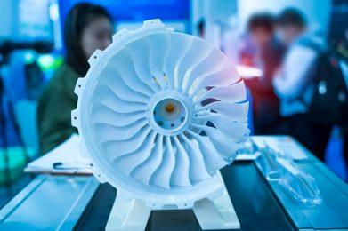 Rapid Prototyping Turbine