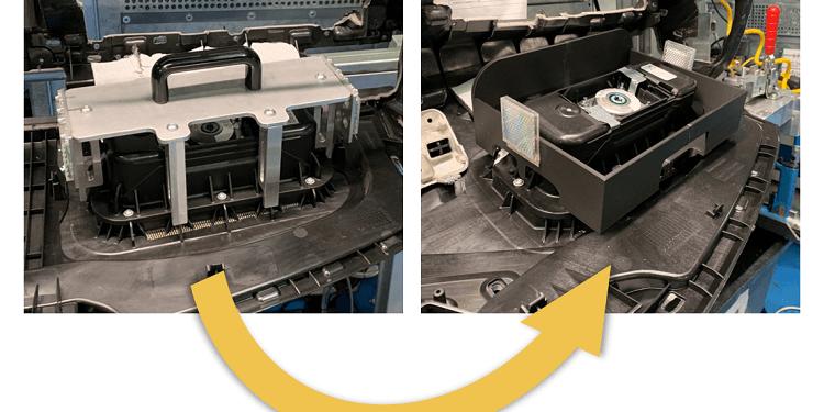 3D Druck Fertigungsvorrichtung